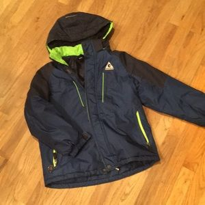 Boys 3-in-1 winter jacket by Gerry, 10-12